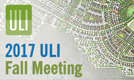 2017 ULI Fall Meeting