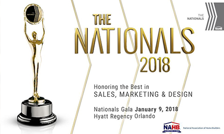 DAHLIN Wins at The 2018 Nationals Awards